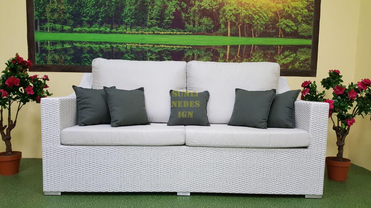 """Плетеный диван """"Pegas"""" 200"""
