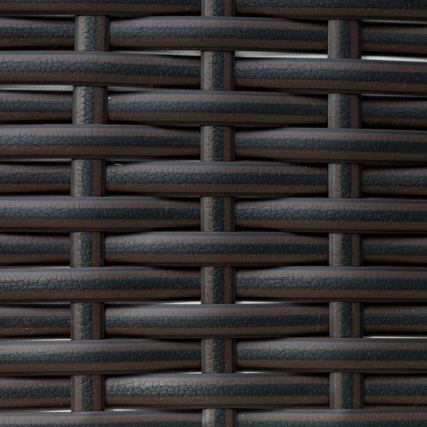 Искусственный ротанг Leather Brown Mix