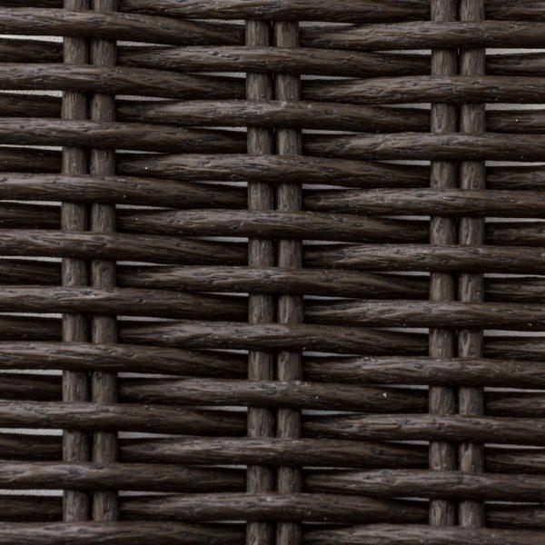 Искусственный ротанг Round Wenge Wood