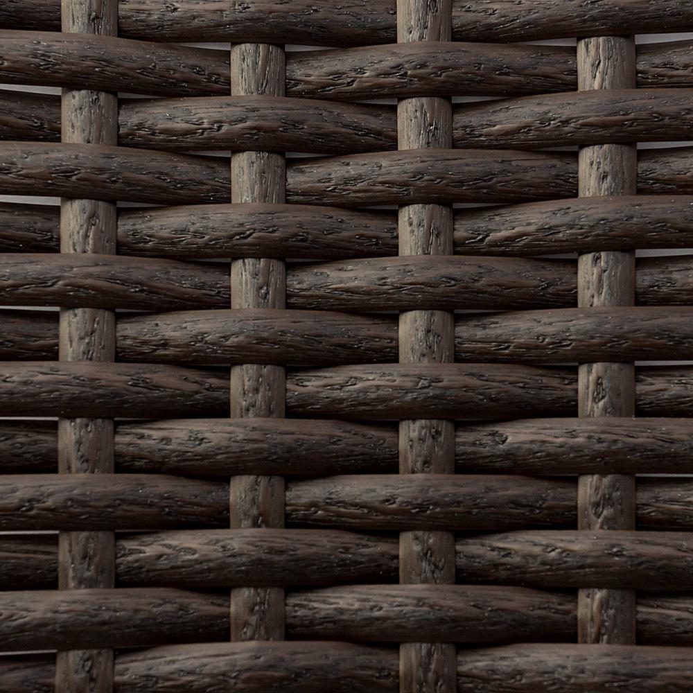 """Плетеная мебель """"Nina"""" brown"""