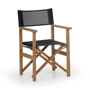 "Кресло садовое из тика ""Drama"""