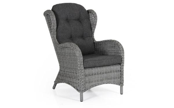 """Подушка на кресло """"Evita""""grey"""