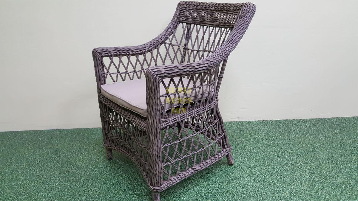 """Кресло плетеное """"Beatrix"""" beige"""
