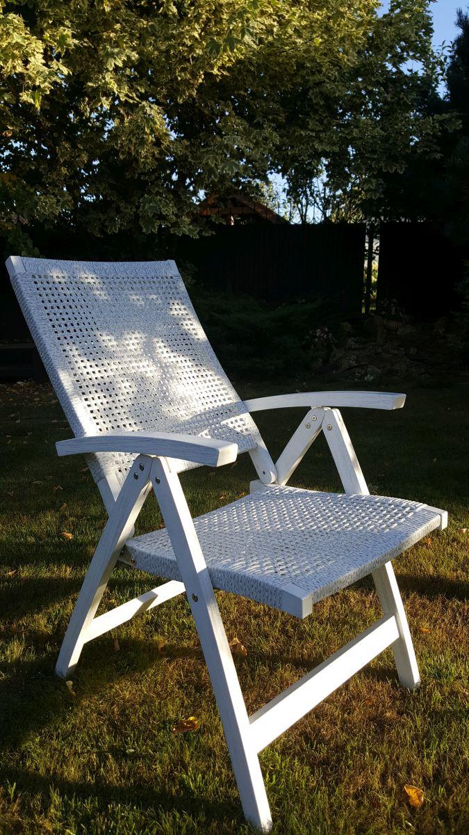 "Кресло плетеное ""Dream"" white"