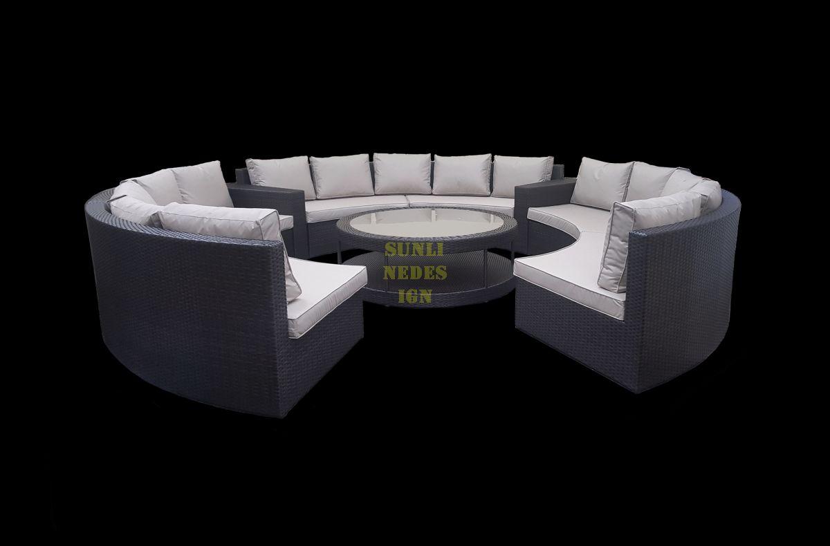 """Плетеная мебель """"Ogma"""""""