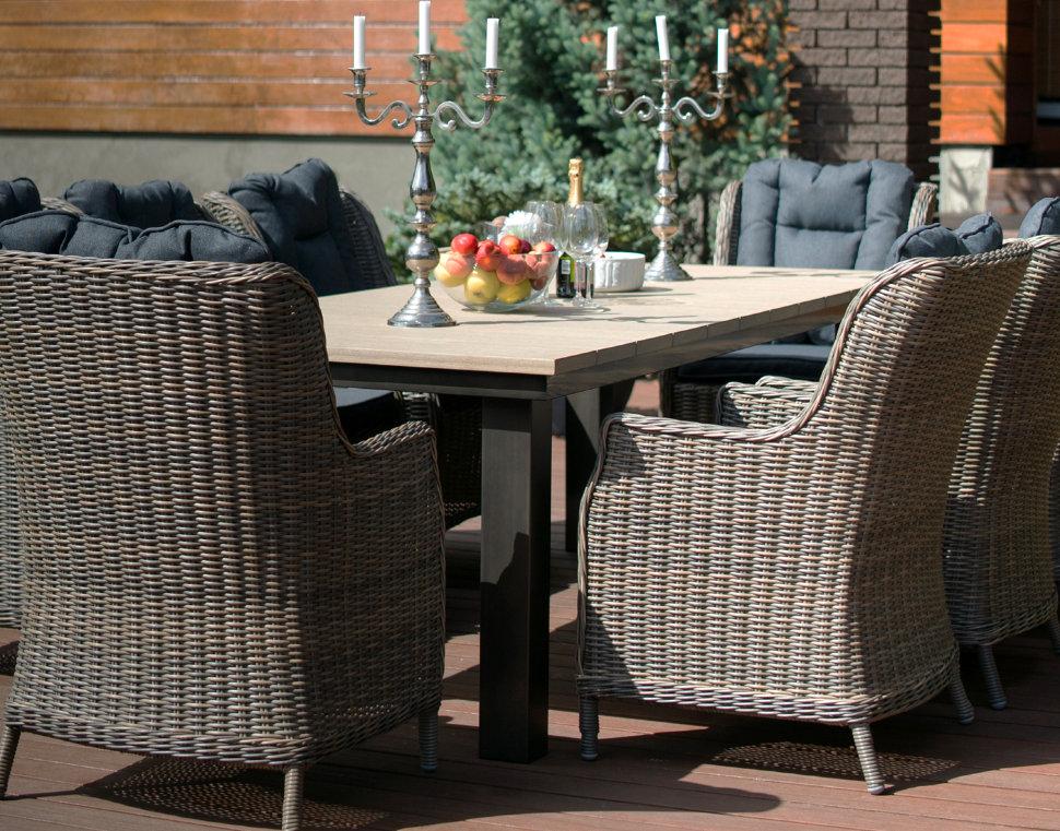 """Плетеная мебель """"Parkland & Bergamo"""" 8"""