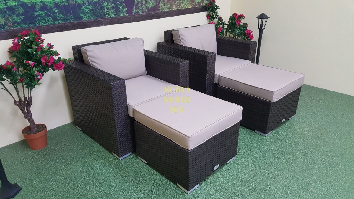 """Плетеная мебель """"Acoustic"""" relax"""