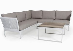 """Плетеная мебель """"Ajaccio"""" white"""
