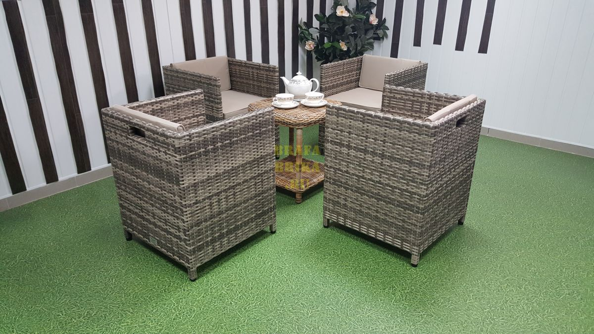 "Плетеная мебель ""Barbados  & Catherine"""