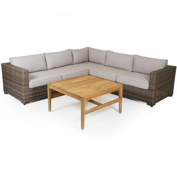Плетеная мебель «Ninja» brown
