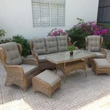 """Плетеная мебель """"Rosita"""" natur Brafab"""