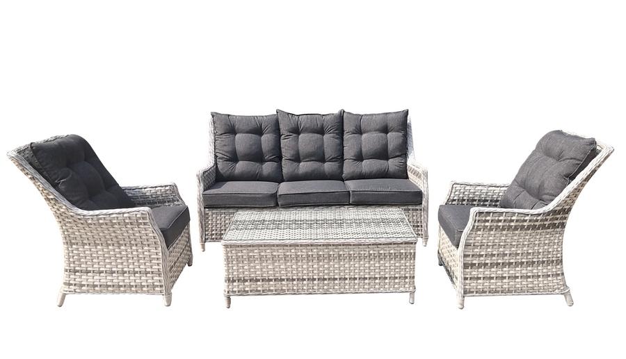 """Плетеная мебель """"Stella"""" lounge"""