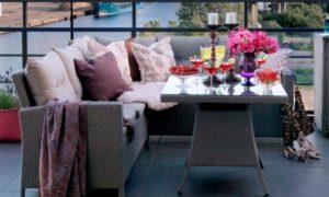 """Плетеная мебель """"Ventura"""""""