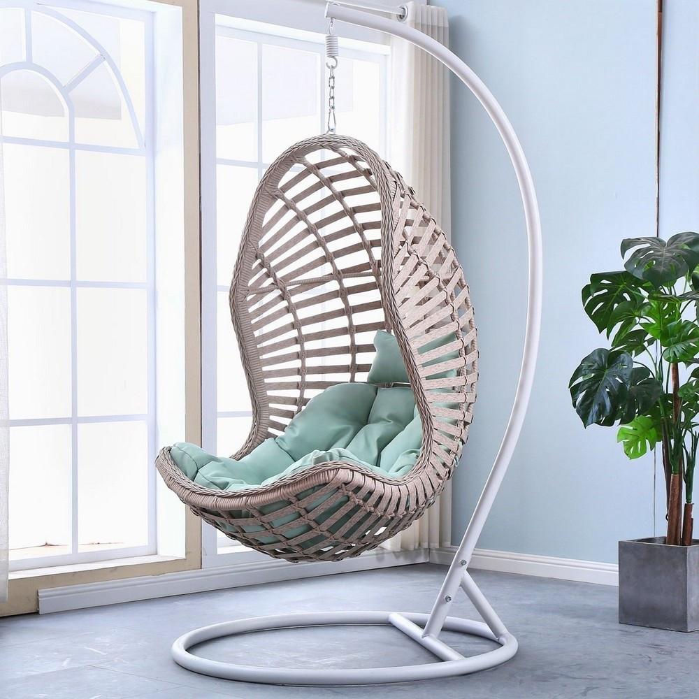 """Подвесное кресло """"Caprica"""" beige"""