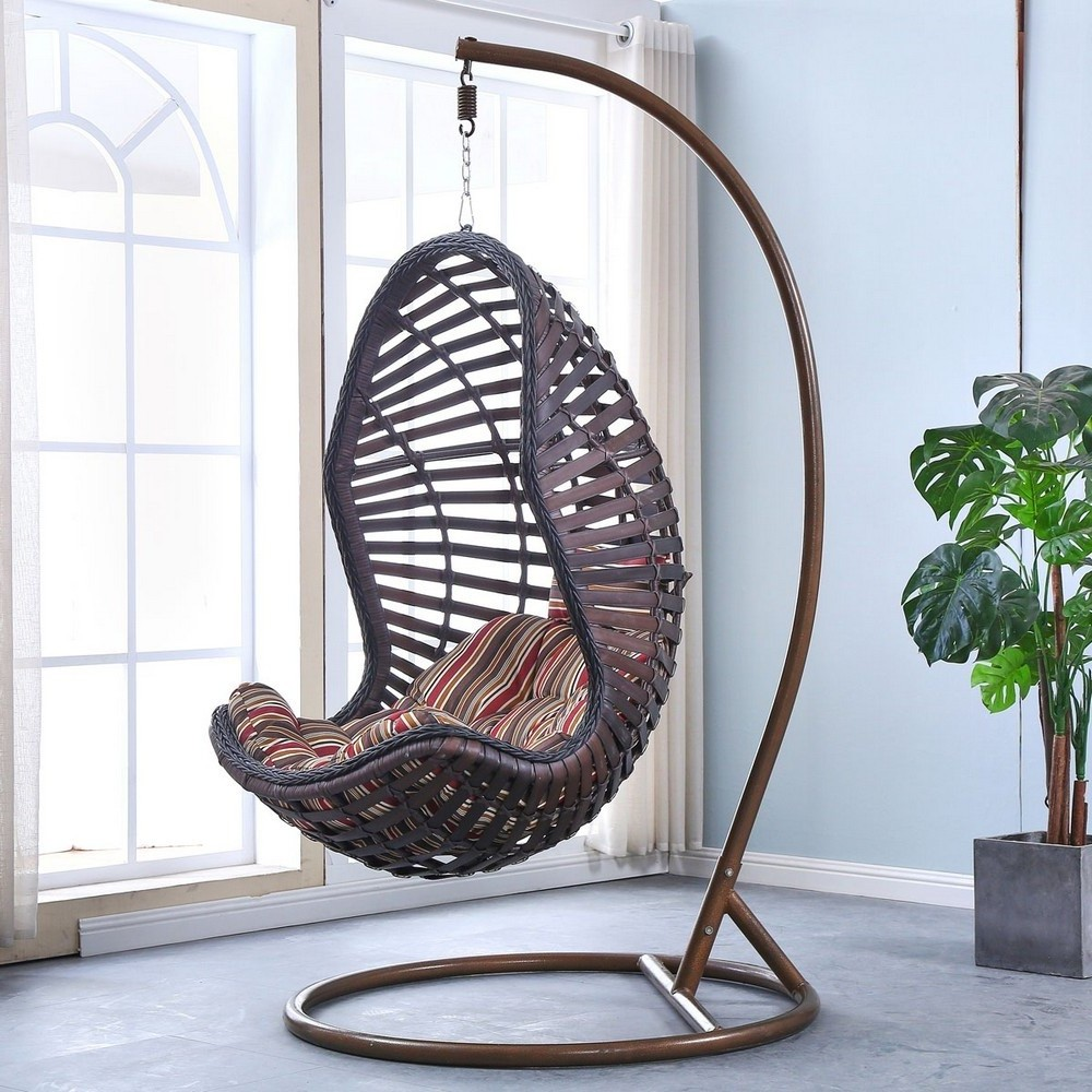 "Подвесное кресло ""Caprica"" brown"