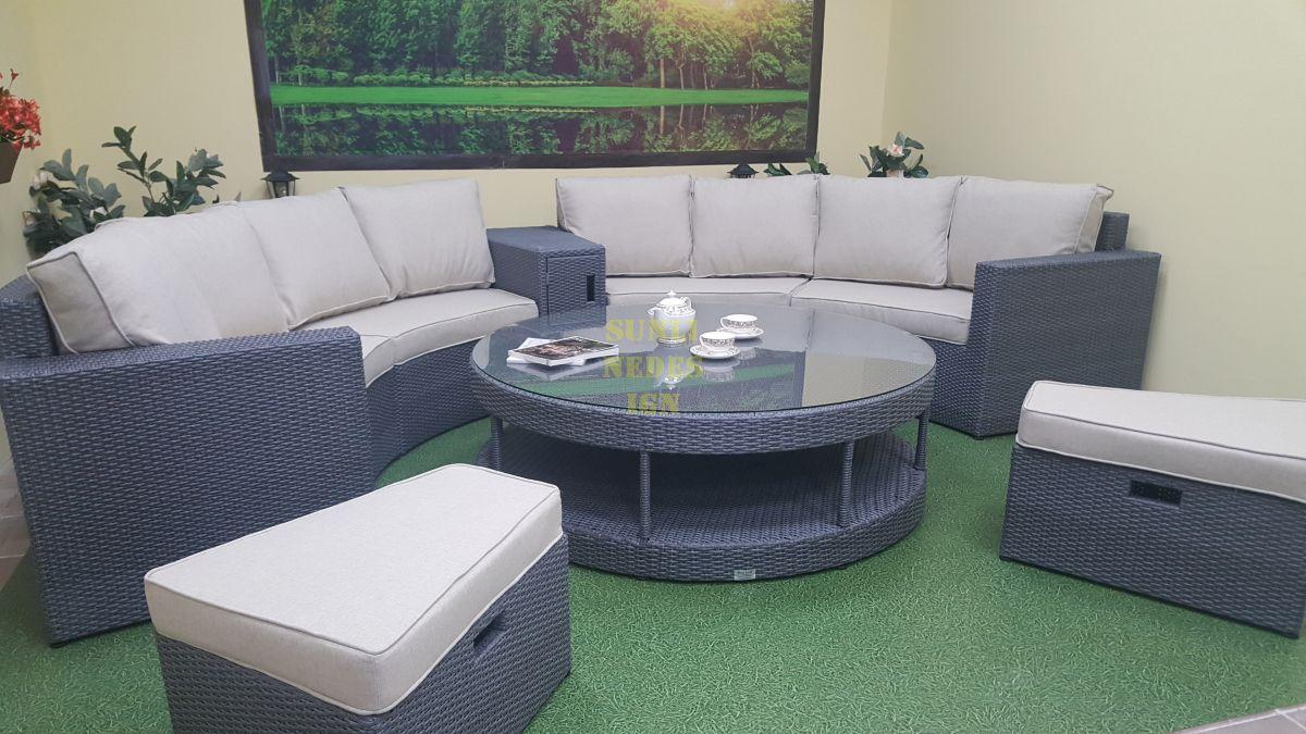 "Плетеная мебель ""Meridiana"" lounge"