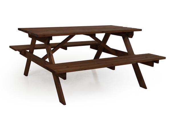 "Садовая мебель ""Sandhamn"" picnic set java brown Brafab"