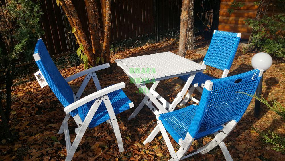 """Плетеная мебель  """"Arizona Dream"""" blue"""