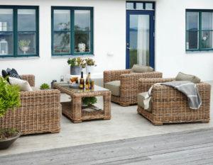 Плетёная мебель Brafab