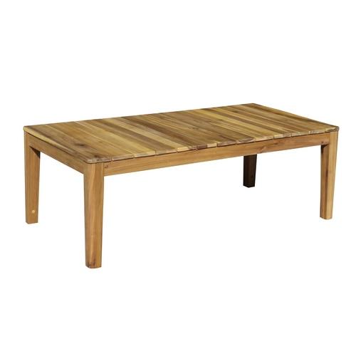 """Садовый кофейный стол из акации """"AURA"""""""