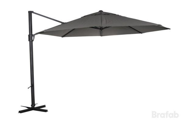 Зонт садовый FIESOLE серый Brafab