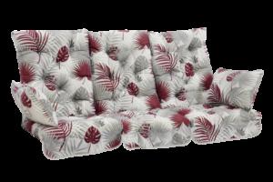 фото-Softa подушки на трехместные качели