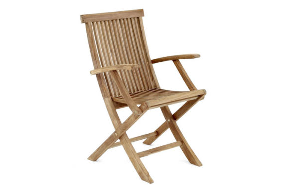 """Кресло садовое из тика """"Turin"""""""