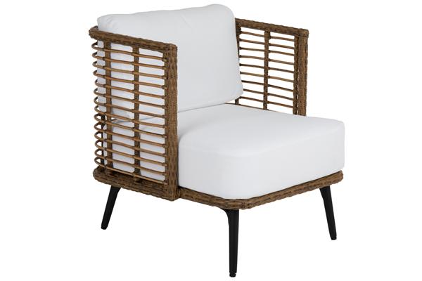 """Кресло из искусственного ротанга """"Covelo"""" Brafab"""