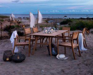 """Садовая мебель из тика """"Chios"""""""